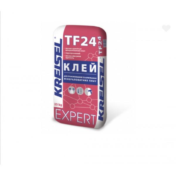 KREISEL Клей для приклеювання та армування мінераловатних плит EXPERT TF24 /25 кг